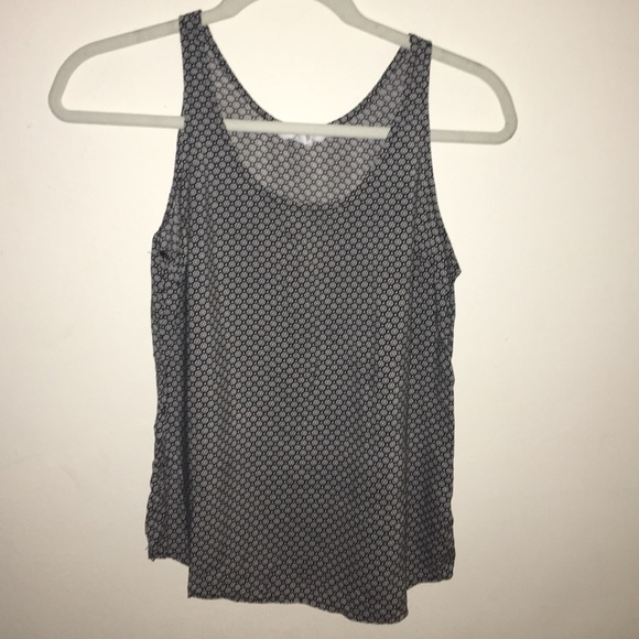 Old Navy Tops - Old Navy Black and White Tank